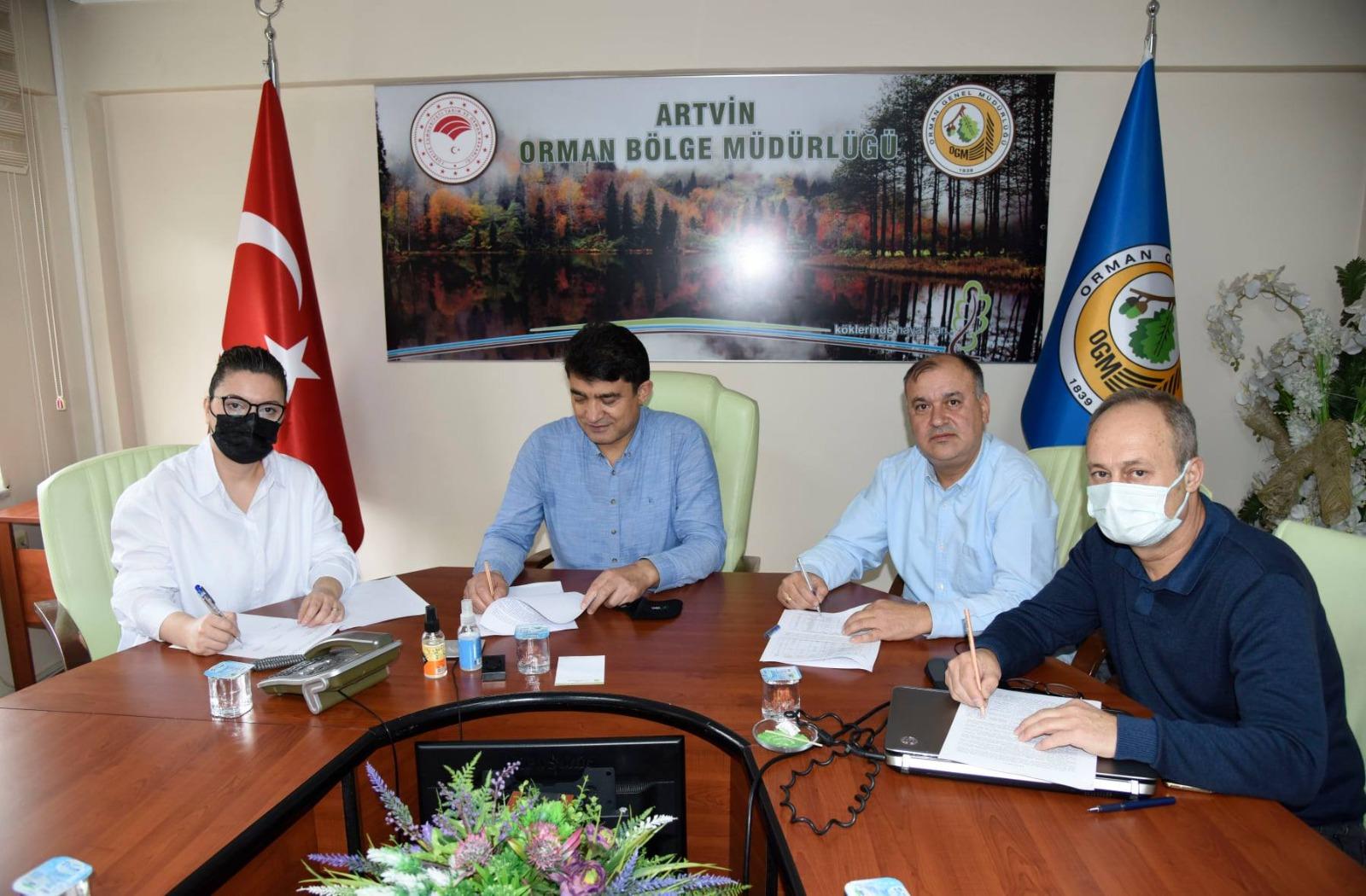 Türkiye'de Amenajman Plan Yapımı İlk Defa Kadın Başmühendis Tarafından Artvin'de Gerçekleştiriliyor